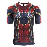Avengers-4-Spider-Man-3D-Printed-T-Shirts-Men-Compression-Shirts-2019-Raglan-Short-Sleeve-Comics (1)_Result