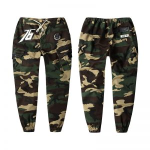 Merchandise Pants Soldier 76 Overwatch Military Camouflage