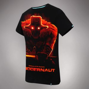 Merchandise T-Shirt Juggernaut Dota 2 Premium Collection