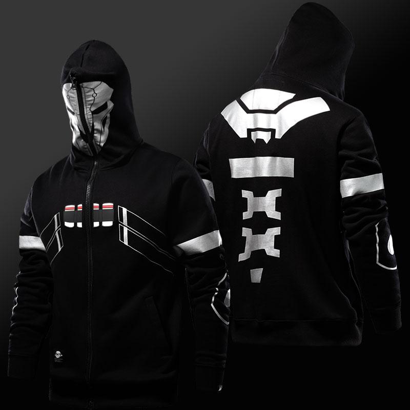 Merch - Hoodie Reaper Overwatch Premium