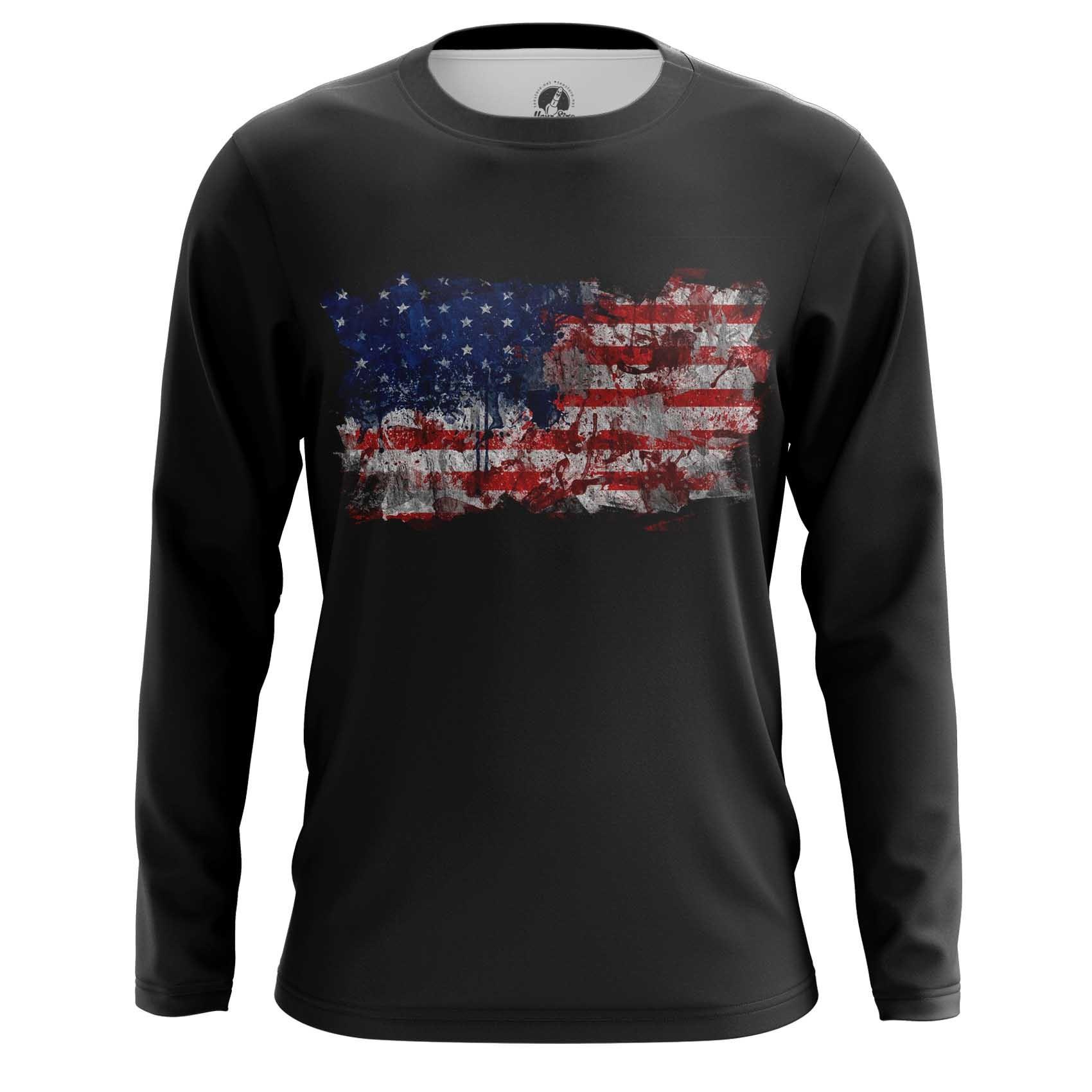 Merchandise Raglan Usa Wars