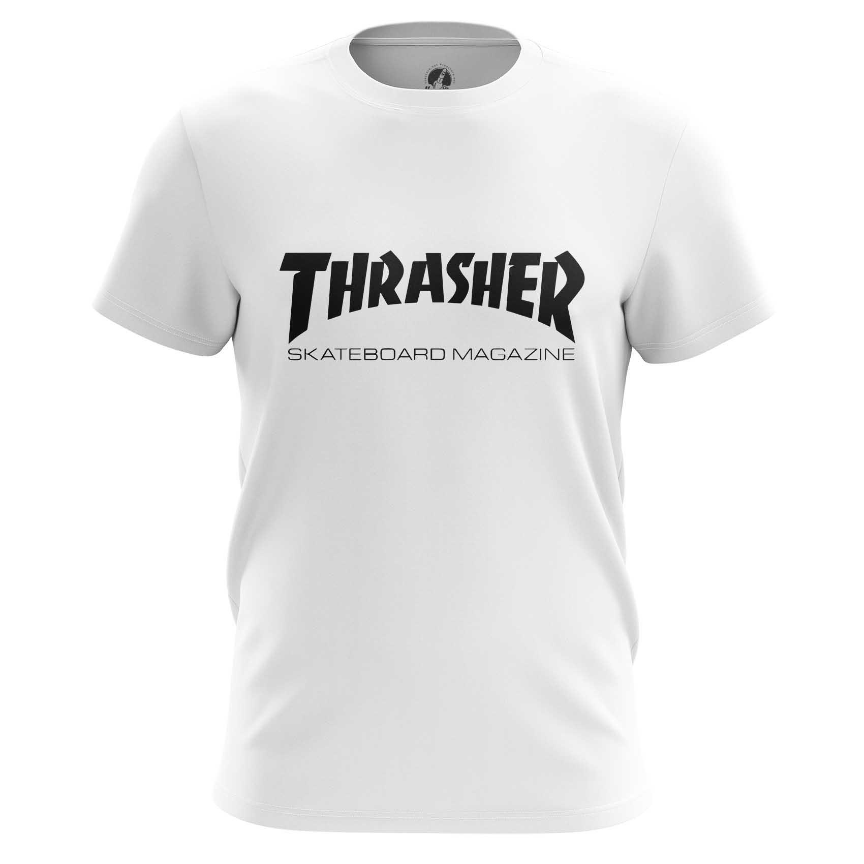 Merchandise Raglan Thrasher Black Sign Title