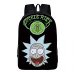 Merchandise - Backpack Rick And Morty Pickle Rick Inspired Bag