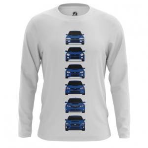 Collectibles Long Sleeve Subaru Impreza Wrx
