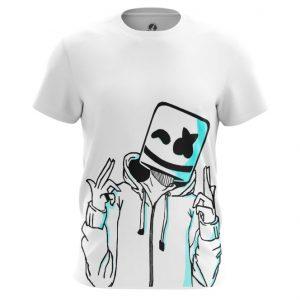 Merch T-Shirt Acid Art Dj Marshmello
