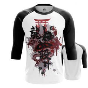 Merchandise Raglan Samurai Katana Japan Style