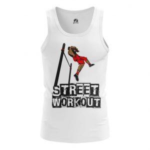 Merchandise Tank Street Spartan Workout Vest
