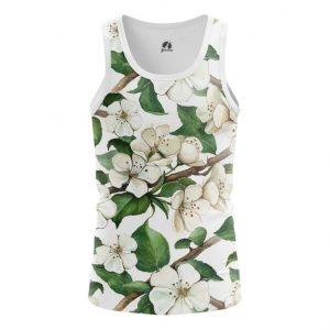Merchandise Tank Apple Tree Blossom Vest