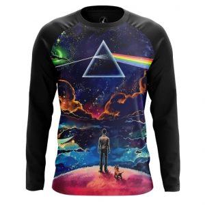 Merch Long Sleeve Prism Dark Side Pink Floyd