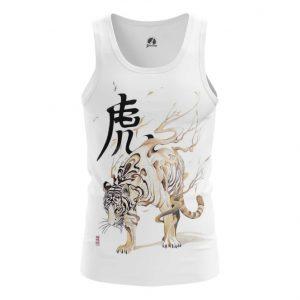 Collectibles Tank White Tiger Japan Vest