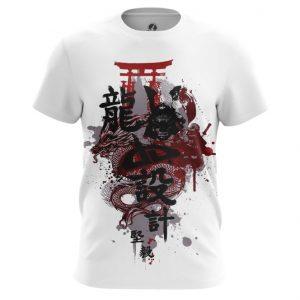 Merchandise T-Shirt Samurai Katana Japan Style