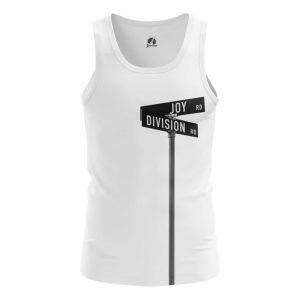 Collectibles Tank Joy Division Road Pointer Vest