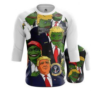 Collectibles Raglan Pepe Donald Trump Meme