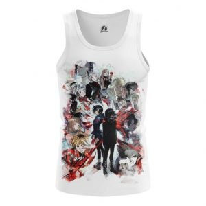 Collectibles Tank Manga Tokyo Ghoul Characters Vest