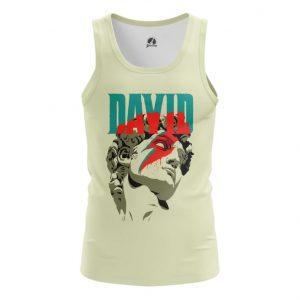 Merch Tank David Sculpture David Bowie Vest