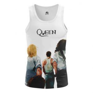 Merchandise Tank Art Queen Merch Vest