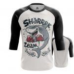 Merchandise Raglan Boxing Shark Team