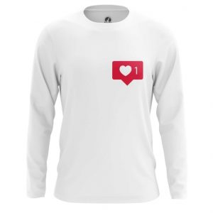 Collectibles Long Sleeve Like Instagram Heart