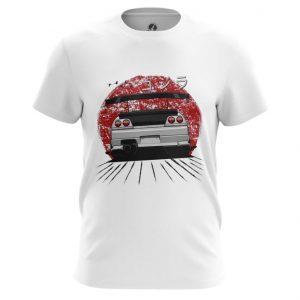 Collectibles Jdm T-Shirt Japan Car Top White Top