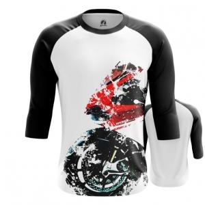Merch Raglan Motorcycle Yamaha