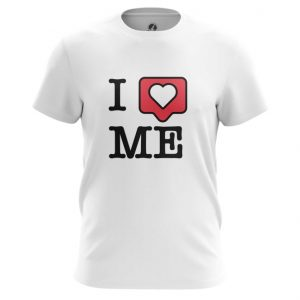 Collectibles T-Shirt Instagram Like Love Me Top