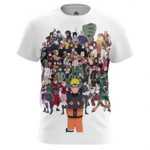 Collectibles T-Shirt All Naruto Boruto Shinobi