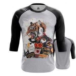 Collectibles Raglan Tiger Millennial Jacket