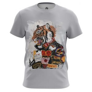 Collectibles T-Shirt Tiger Millennial Jacket Asian Style