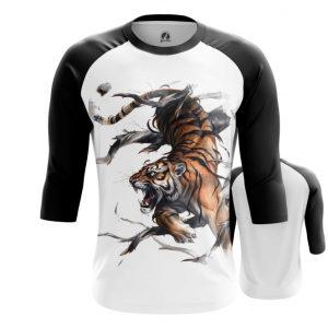 Collectibles Raglan Tiger Hunts Predator
