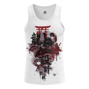 Merchandise Tank Samurai Katana Japan Style Vest