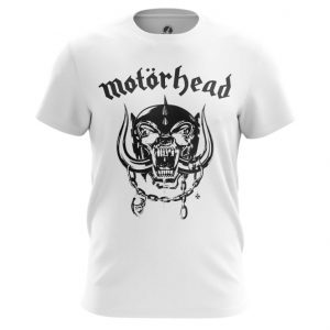 Merchandise T-Shirt Motörhead White Logo