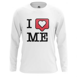 Collectibles Long Sleeve Instagram Like Love Me