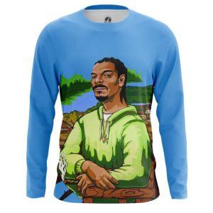 Merch Long Sleeve Snoop Dogg Art