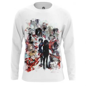 Collectibles Long Sleeve Manga Tokyo Ghoul Characters