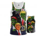 Collectibles - Tank Pepe Donald Trump Meme Vest