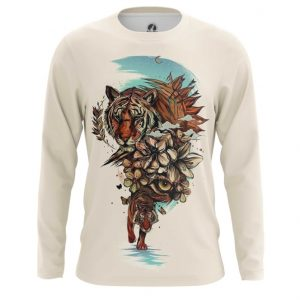 Collectibles Long Sleeve Tigers Art Print