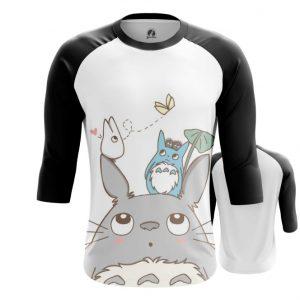 Merchandise Raglan Totoro Kawaii