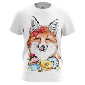 Collectibles T-Shirt Foxy Sweets Ginger Top