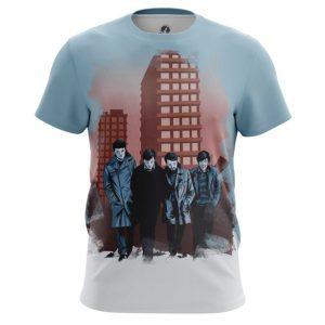 Collectibles T-Shirt Joy Division Art City