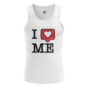 Collectibles Tank Instagram Like Love Me Vest
