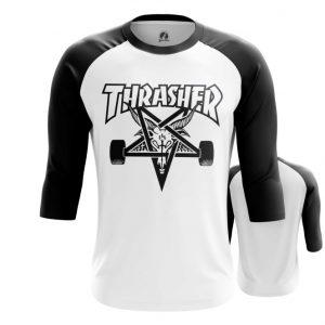 Merch Raglan Thrasher Clothing