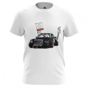 Merch Mercedes T-Shirt Comics Top Mickey Mouse