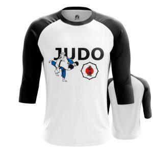 Merch Raglan Judo Federation Martial