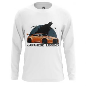 Collectibles Long Sleeve Japanese Legend Nissan