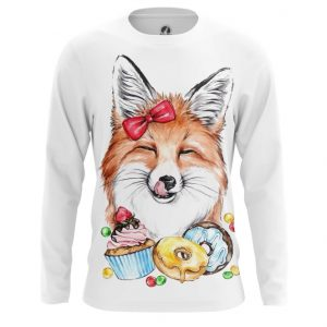 Collectibles Long Sleeve Foxy Sweets Ginger