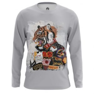 Collectibles Long Sleeve Tiger Millennial Jacket