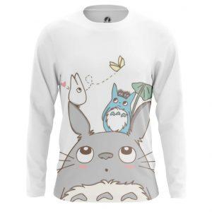 Merchandise Long Sleeve Totoro Kawaii