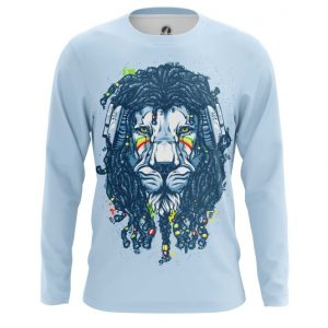 Merchandise Long Sleeve Rastafari Lion