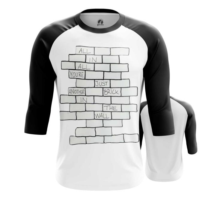 Collectibles Raglan The Wall Pink Floyd