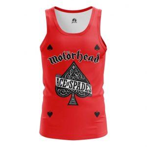 Merchandise Tank Motörhead Ace Of Spades Vest